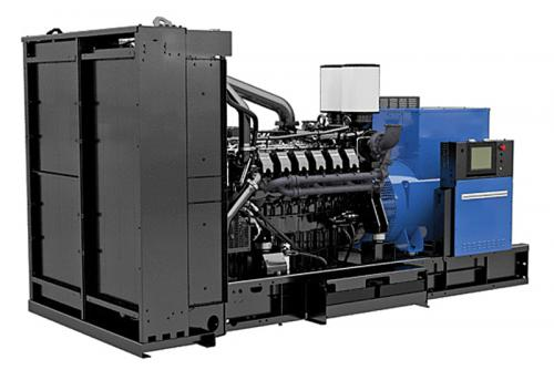 Using a Diesel Generator