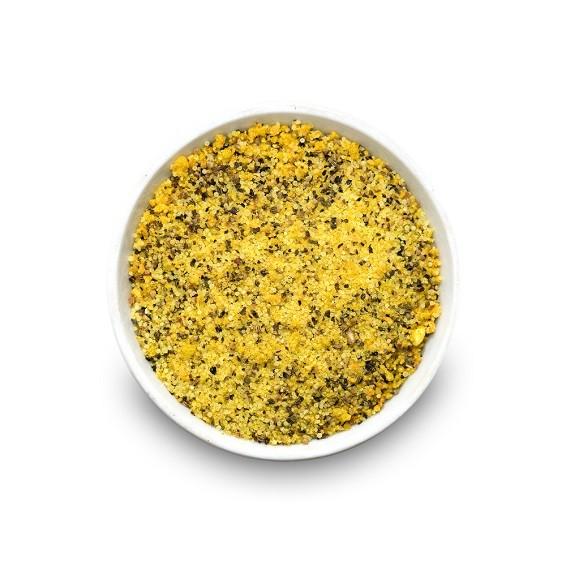 the lemon pepper
