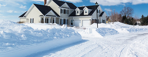 professional for snow removal